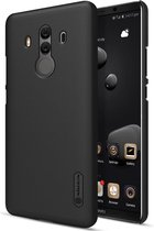Nillkin Super Frosted Shield Backcover voor de Huawei Mate 10 Pro - Black