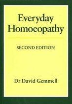 Boek cover Everyday Homoeopathy van David Gemmell