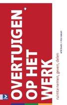 Boek cover Overtuigen Op Het Werk van Erik Boers