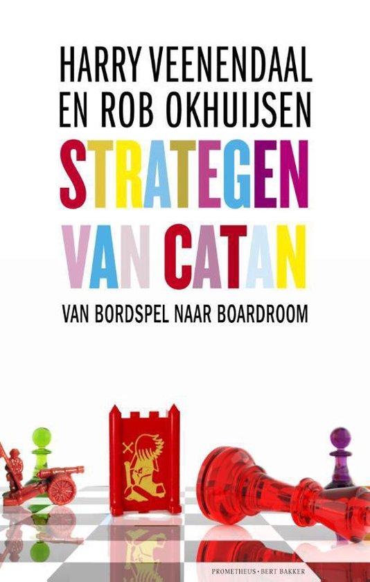 Strategen van Catan - Harry Veenendaal |