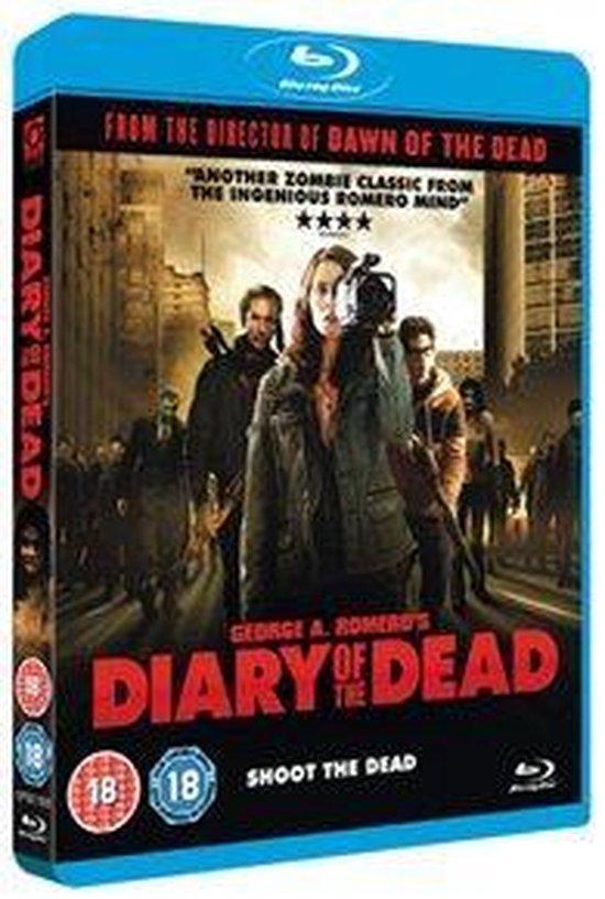 Cover van de film 'Diary Of The Dead'