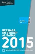 Elsevier - Bezwaar en beroep almanak / 2015