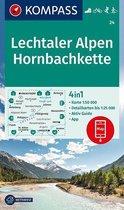 Kompass WK24 Lechtaler Alpen, Hornbachkette