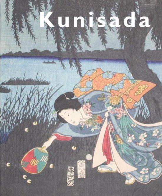 Boek cover Kunisada van Robert Schaap (Paperback)