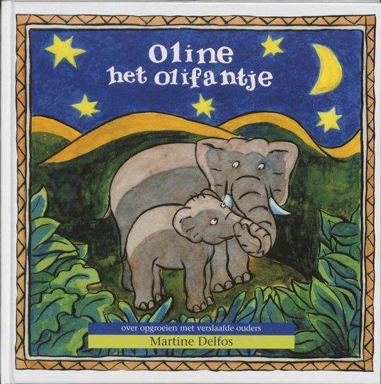 Oline het olifantje - Martine F. Delfos   Readingchampions.org.uk