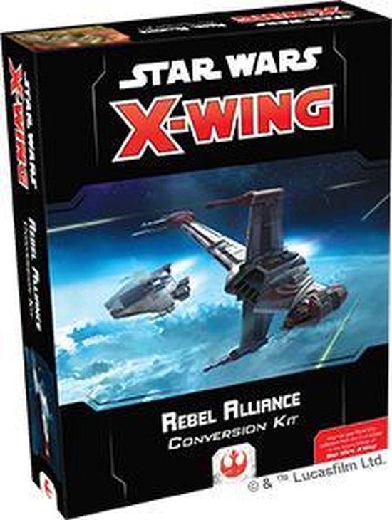 Afbeelding van het spel Star Wars X-wing 2.0 Rebel Alliance Conversion Kit - Miniatuurspel