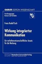 Wirkung integrierter Kommunikation