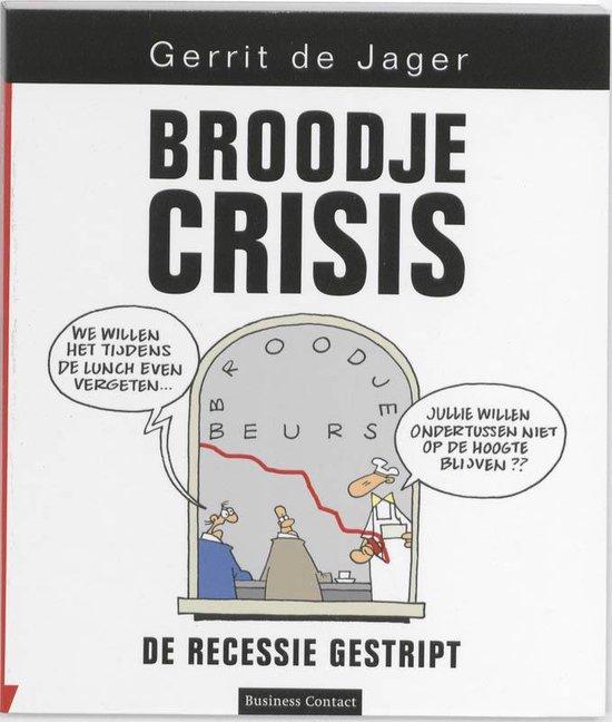 Broodje crisis - De Jager  