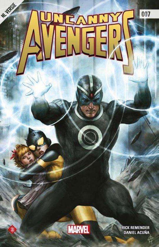 Marvel 0 - 07 Uncanny Avengers - Marvel |