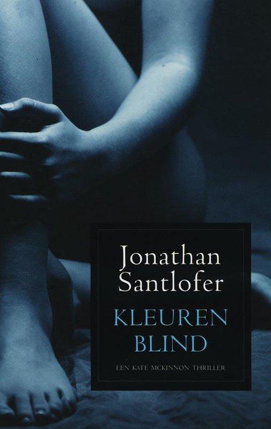 Kleurenblind - Jonathan Santlofer |