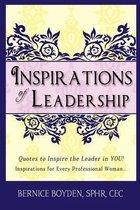 Inspirations of Leadership
