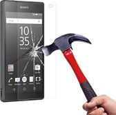 Pack Sony Xperia XZ glazen Screen protector Tempered Glass 2.5D 9H (0.3mm)