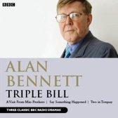 Omslag Alan Bennett