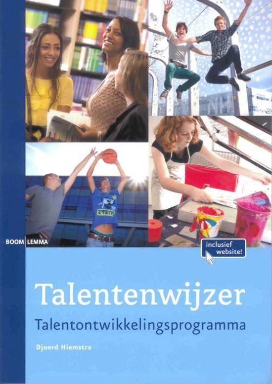 Talentenwijzer - Djoerd Hiemstra |