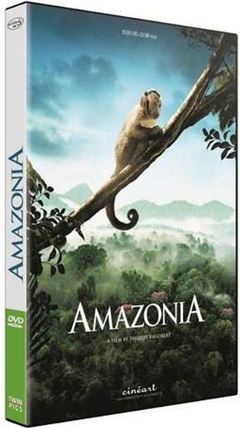 Cover van de film 'Amazonia'