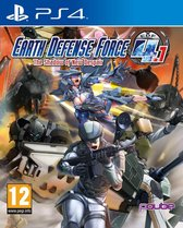 Earth defense force 41 The shadow of new despair