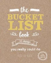 Afbeelding van The Bucket List Book