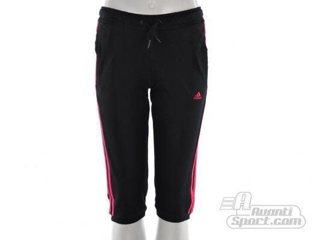   adidas Young Girls Essentials 3Stripes Pant
