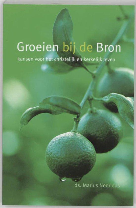 Groeien bij de Bron - Marius Noorloos | Fthsonline.com