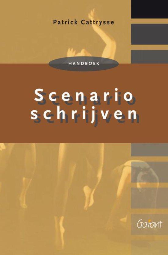 Handboek scenarioschrijven - Patrick Cattrysse |