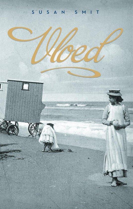 Boek cover Vloed van Susan Smit (Onbekend)