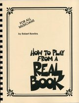 Boek cover How to Play from a Real Book van Robert Rawlins (Hardcover)