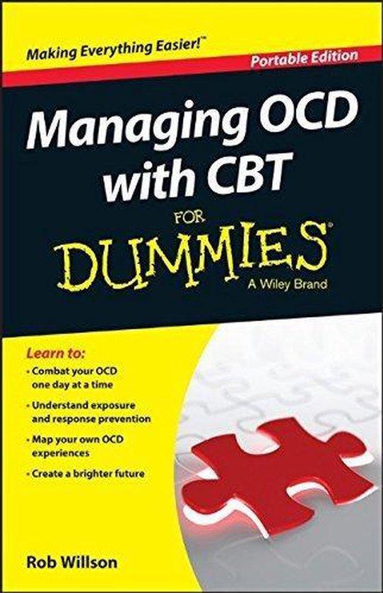 Afbeelding van Managing OCD with CBT For Dummies