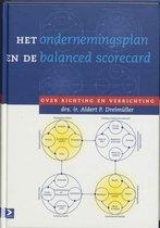 Het ondernemingsplan en de balanced scorecard