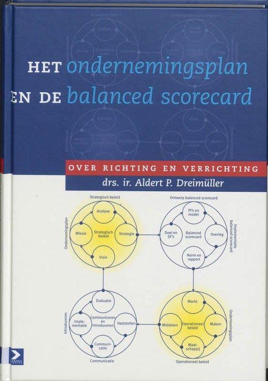 Het ondernemingsplan en de balanced scorecard - A. Dreimuller |