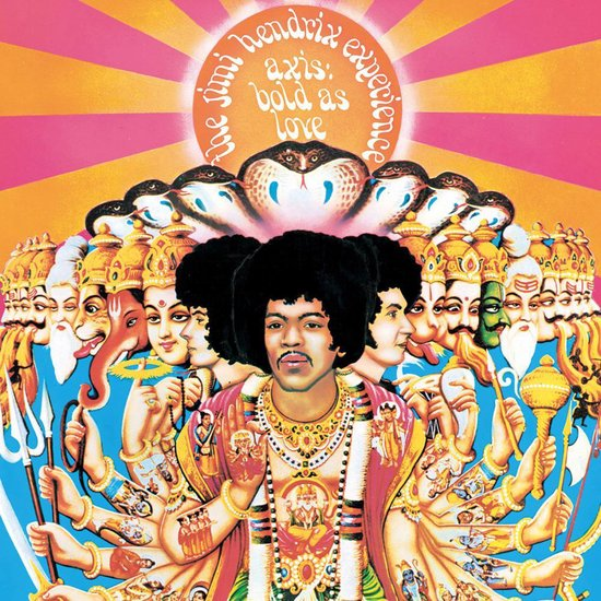 Hendrix Jimi -Experience - Axis:bold As Love