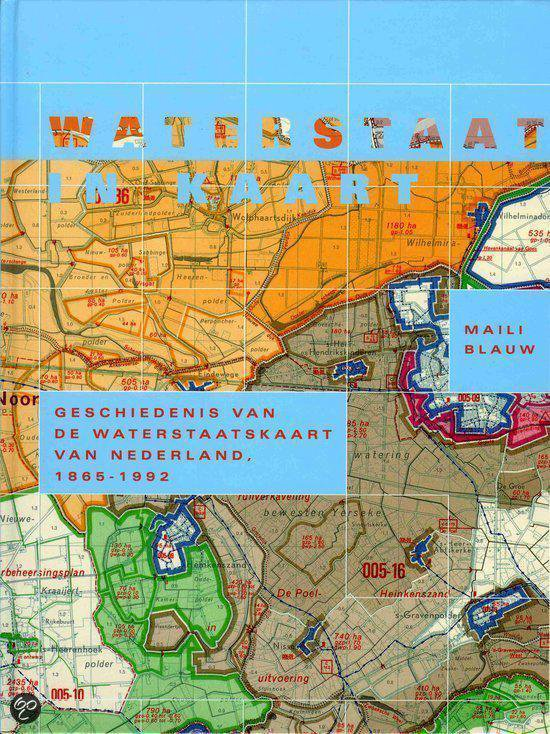 Waterstaat in kaart - M. Blauw | Readingchampions.org.uk