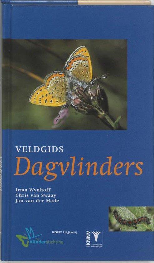 Veldgids Dagvlinders - Irma Wynhoff | Fthsonline.com