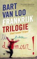 Boek cover Frankrijktrilogie van Bart van Loo