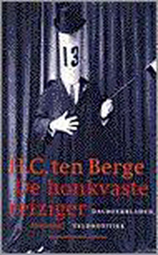De honkvaste reiziger - H.C. ten Berge   Fthsonline.com
