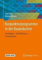 Konjunkturprogramme in Der Bauindustrie