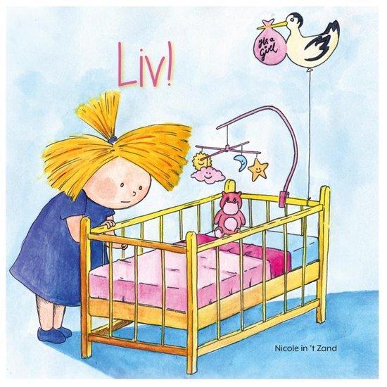 Liv! - Nicole In 't Zand | Readingchampions.org.uk