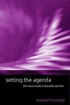 Setting the Agenda