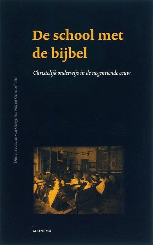 De School Met De Bijbel - Onbekend pdf epub