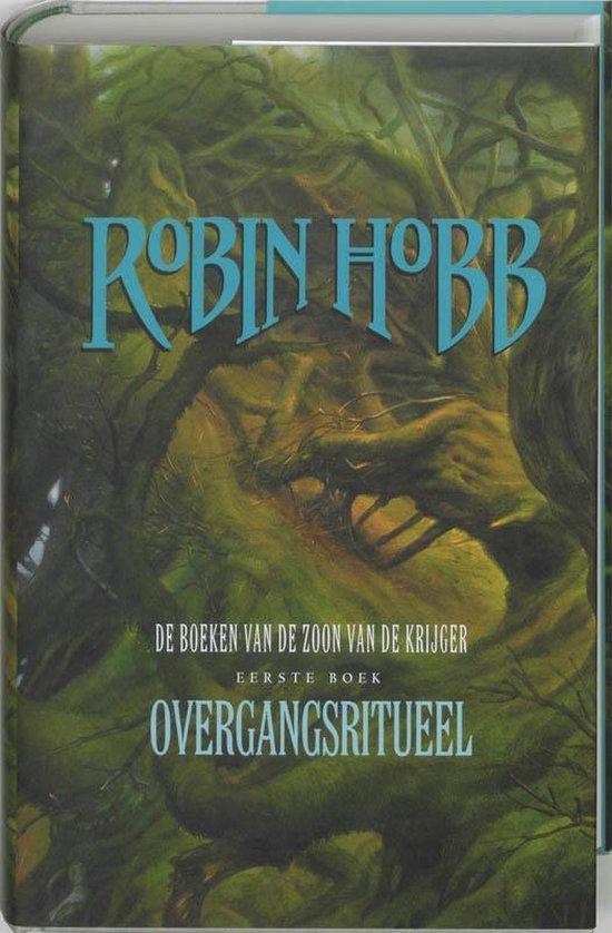 Boeken van de zoon van de krijger - 1 - Overgangsritueel - Robin Hobb |