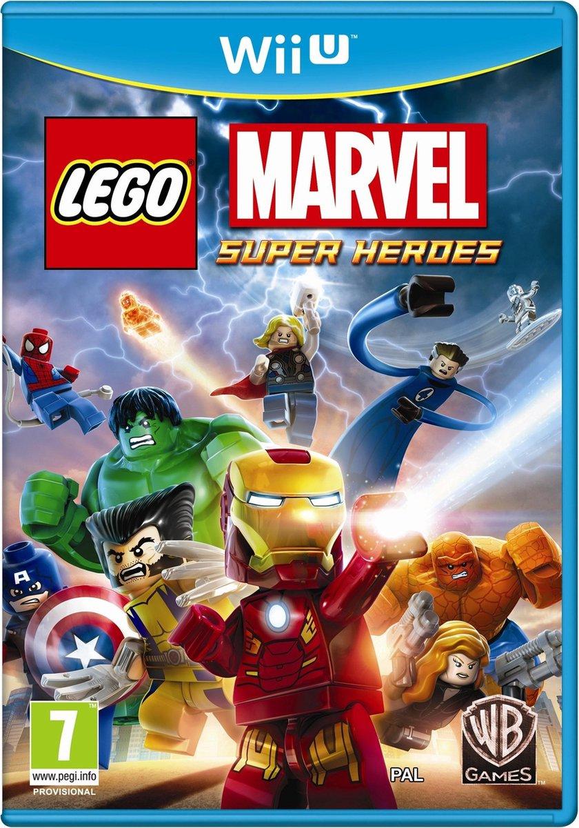 Nintendo LEGO Marvel Super Heroes: Universe in Peril Basis Wii U video-game - Nintendo