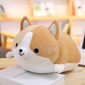 Corgi knuffel - Super schattige knuffel in de vorm van doge - 30cm