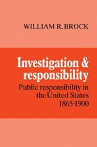 Investigation and Responsibility