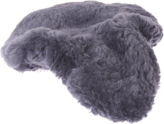 Zadeldek schapenvacht groot antra - Merkloos