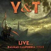 Live .. Salinas California 1983