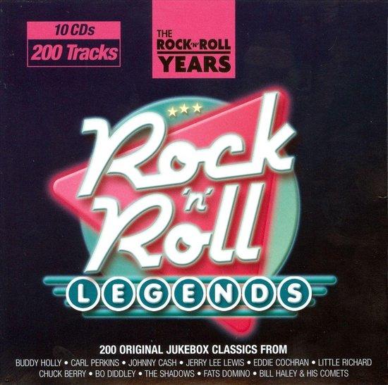 Rock'N'Roll Years: Rock'N'Roll Legends