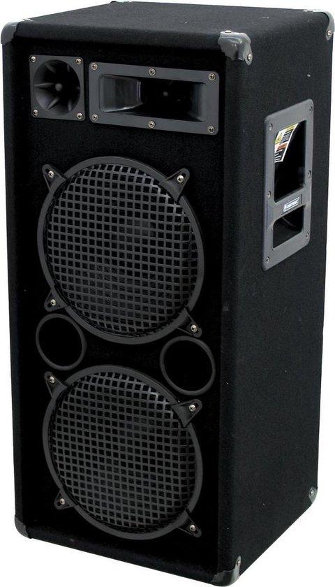 OMNITRONIC DX-2022 | dj speakers | 800W | Passief | dj luidsprekers