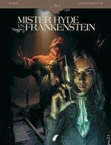 Collectie 18 -  Mr Hyde vs Frankenstein 002/2 De val van huis Jekyll