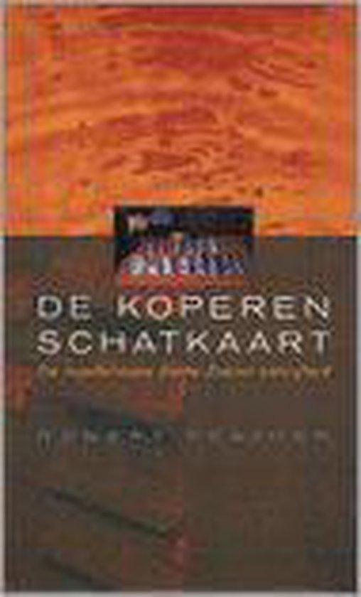 Koperen Schatkaart