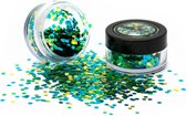 PaintGlow Bio Degradable Chunky Glitters Sea Horse