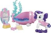 My Little Pony Onder Water Scenes Rarity – 7,5 cm